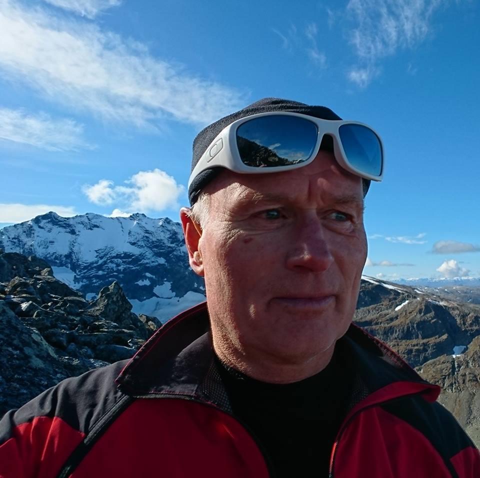 Thor-Inge Røgeberg Kvitfjell Veteranklubb